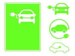 А ведь когда-то у нас появяться электромобили