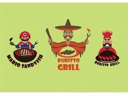 Mario sandvish,Buritto grill