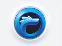 Концепт сайта Comodo IceDragon