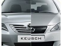Дизайн главной для немецкого АвтоДилера