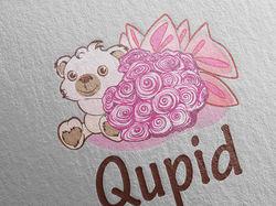 Логотип Qupid