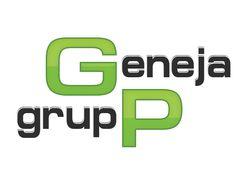 Фирменный стиль Geneja Grupp