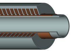 Модель линейного асинхронного двигателя