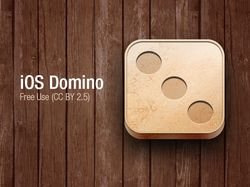 iOS Icon Domino