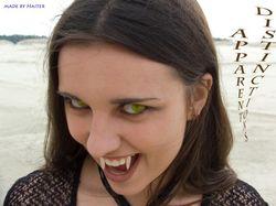 Создание образа вампира из обычной фотографии