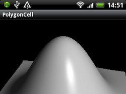 3d-редактор с использованием OpenGL ES  android