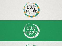 Логотип для бренда детской одежды.