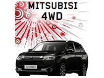 Flash баннер для автодилера Mitsubishi
