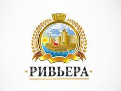 Логотип Ревьера