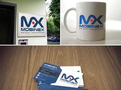 Разработка логотипа и визиток (mobinex)
