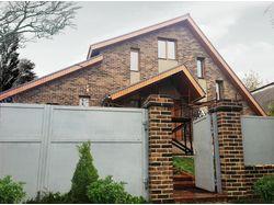 Реконструкция жилого дома в с. Пришиб