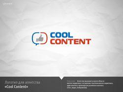 Логотип Cool Content