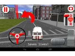 Ambulance Rush 3D 2015
