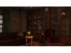 Комната детектива cam02