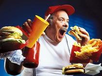 Скоростное поедание Еды. :0)
