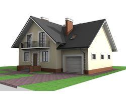 Проект частного дома (Sasha)
