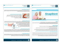 Flyer1 BE Dental Cosmetic Dentistry Center