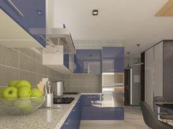 Гостиная - кухня