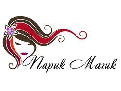 логотип для парикмахера