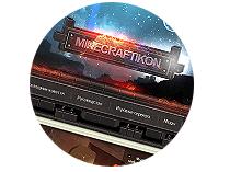 """Разработка дизайна """"Minecraftikon"""""""