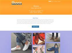 Обувная компания Shooz (English)