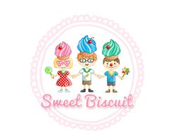 Логотип Sweet Bisquit