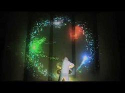 Видеомэппинг для салона Nissan