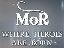 Баннер для онлайн игры MOR