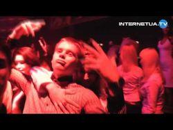 Ролик с вечеринки Dj Maniak & MC Rybik KHARKOV