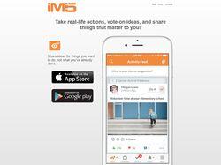 iM5 - социальная сеть