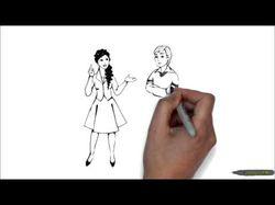 Рекламное дудл видео