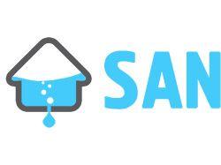лого магазина Сантехники