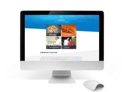 Дизайн блога путешественника