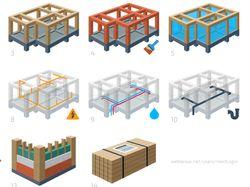 Иконки для строительного сайта.