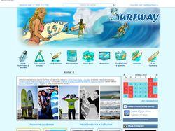 surfway.ru доработки на yii1