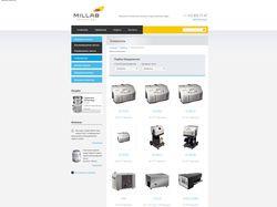 Millab - вакуумная техника для научных и индустриа