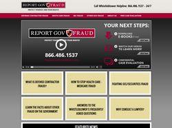 Report Gov Fraud