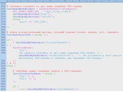 API exmo.com, bitstamp.net (бирж Bitcoin и др.)