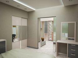 Дизайн квартиры для супружеской пары. 72 кв.м