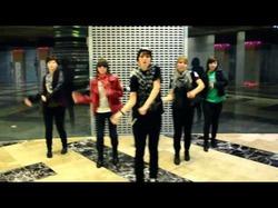 Монтаж видео танца (превью)
