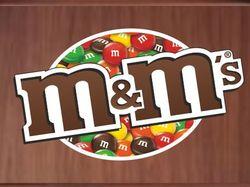Паллета M&Ms