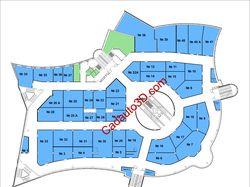 Планировки 5 этажей (оцифровка)