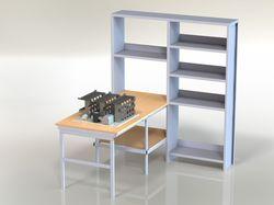 Разработка стола для электромонтажника