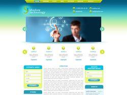 Сайт Shad-tech.com