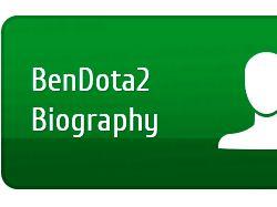 """Иконки для прямых трансляций игр """"BenDOTA2"""""""