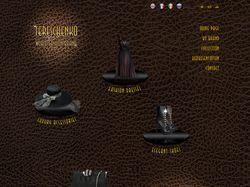 Дизайн сайта бренда модной одежды и аксессуаров
