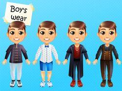 Одежда для персонажей