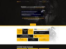 wowvendor - landing page ( RBG ) 2v