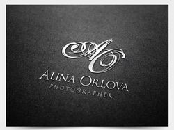 лого фотографа «Alina ORLOVA»