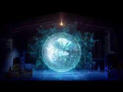 Видеомэппинг для Hewlett-Packard